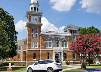 Bradley County Courthouse, ar