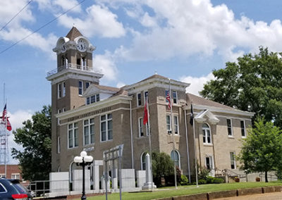Calhoun County Courthouse, ar