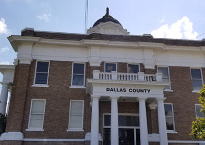 Dallas County Courthouse, ar