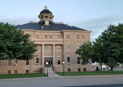 Hardeman County Courthouse, texas