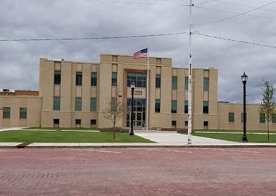 swisher county courthouse, texas